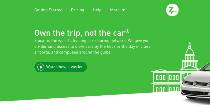How Does Zipcar Work?
