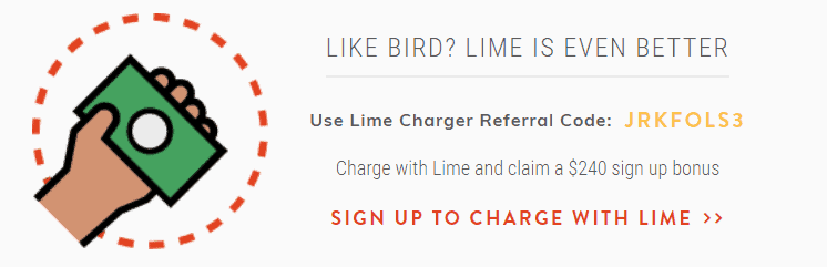 Lime scooter referral code