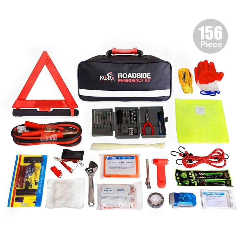 Kolo Sports car emergency kit